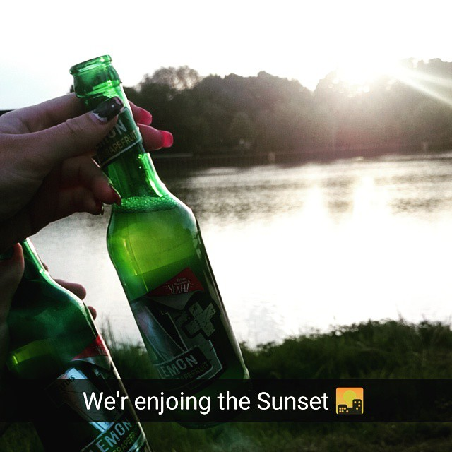 We-r-enjoy-the-Sunset